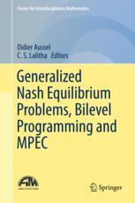 Generalized Nash Equilibrium Problems, Bilevel Programming and MPEC