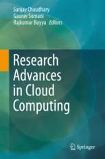 Research Advances in Cloud Computing