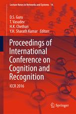 Proceedings of International Conference on Cognition and Recognition