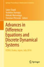Advances in Difference Equations and Discrete Dynamical Systems