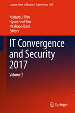 IT Convergence and Security 2017 : Volume 2