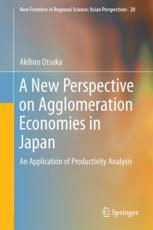 A New Perspective on Agglomeration Economies in Japan