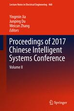 Proceedings of 2017 Chinese Intelligent Systems Conference