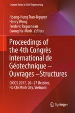 Proceedings of the 4th Congrès International de Géotechnique - Ouvrages -Structures