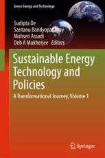 Sustainable Energy Technology and Policies