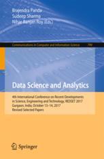Data Science and Analytics