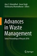 Advances in Waste Management