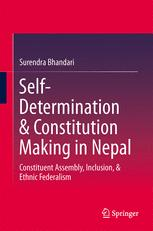 Self-Determination & Constitution Making in Nepal