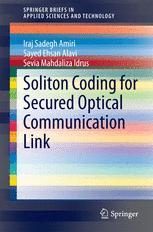 Soliton Coding for Secured Optical Communication Link