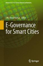 E-Governance for Smart Cities