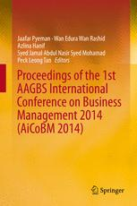 Proceedings of the 1st AAGBS International Conference on Business Management 2014 (AiCoBM 2014)