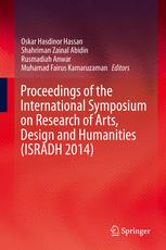 Proceedings of the International Symposium on Research of Arts, Design and Humanities (ISRADH 2014)