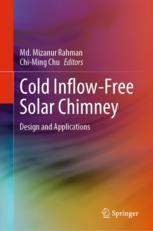 Cold Inflow-Free Solar Chimney