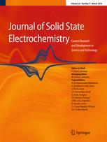 Journal of Solid State Electrochemistry