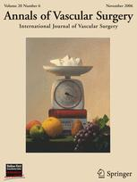 Annals of Vascular Surgery