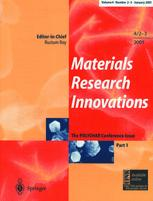 Material Research Innovations