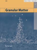 Granular Matter