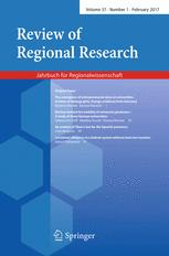 Review of Regional Research