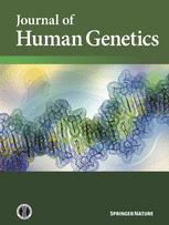 Japanese journal of human genetics