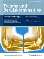 Trauma und Berufskrankheit 4/2012