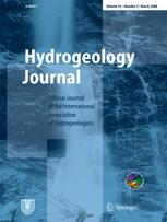 Hydrogeology Journal