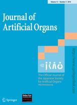 Journal of Artificial Organs