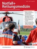 Notfall & Rettungsmedizin