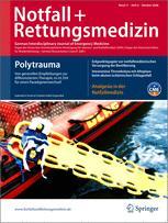 Notfall +  Rettungsmedizin