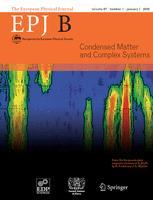 The European Physical Journal B