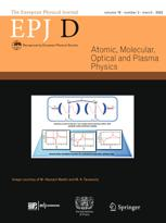 The European Physical Journal D - Atomic, Molecular, Optical and Plasma Physics