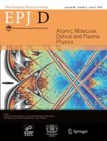 The European Physical Journal D