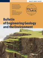 Bulletin of the International Association of Engineering Geology - Bulletin de l'Association Internationale de Géologie de l'Ingénieur