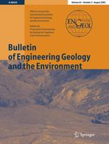 Bulletin of Engineering Geology and the Environment
