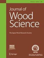 Journal of Wood Science
