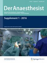 Der Anaesthesist 1/2016