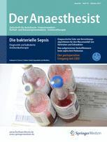 Der Anaesthesist 10/2017