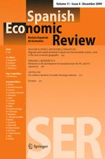 Spanish Economic Review