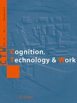 Cognition, Technology & Work