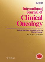 International Journal of Clinical Oncology