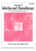 Journal of Infection and Chemotherapy