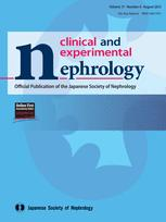 Journal of Clinical and Experimental Nephrology