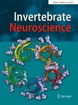 Invertebrate Neuroscience