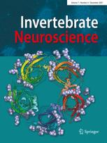 Invertebrate Neuroscience
