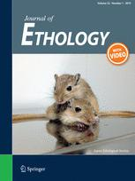 Journal of Ethology