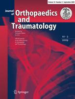 Journal of Orthopaedics and Traumatology