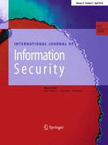 International Journal of Information Security