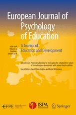 European Journal of Psychology of Education