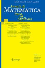 Annali di Matematica Pura ed Applicata, Series 4