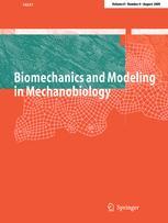 Biomechanics and Modeling in Mechanobiology