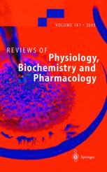 Ergebnisse der Physiologie Biologischen Chemie und Experimentellen Pharmakologie